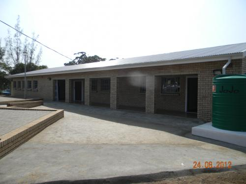 Construction of 24 x Support Centres in KZN